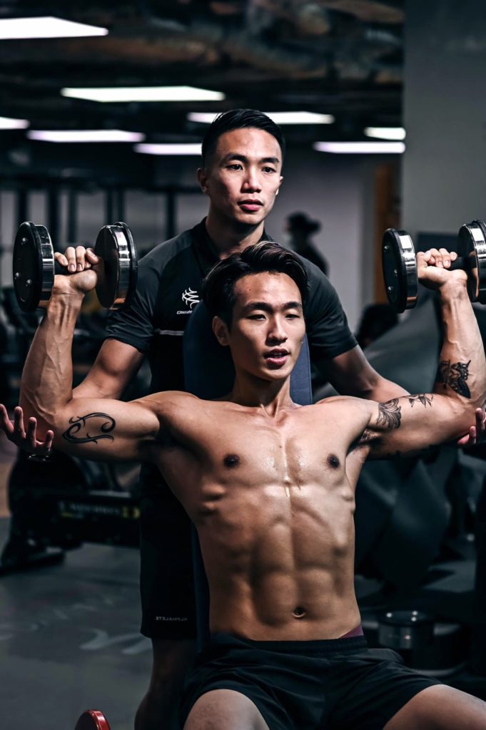 Joint Dynamics, a boutique gym in Hong Kong