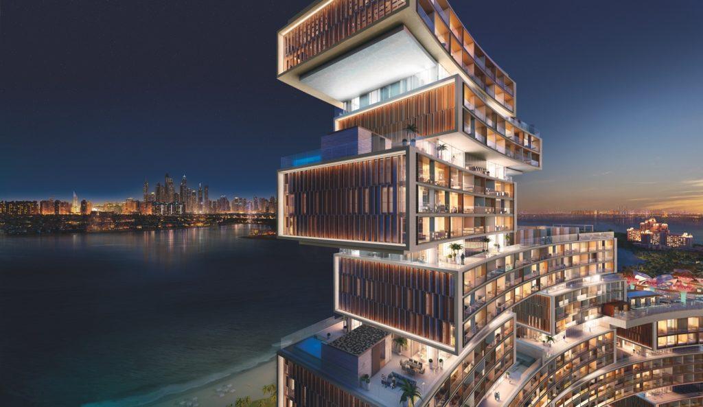 The Royal Atlantis Residences, Dubai