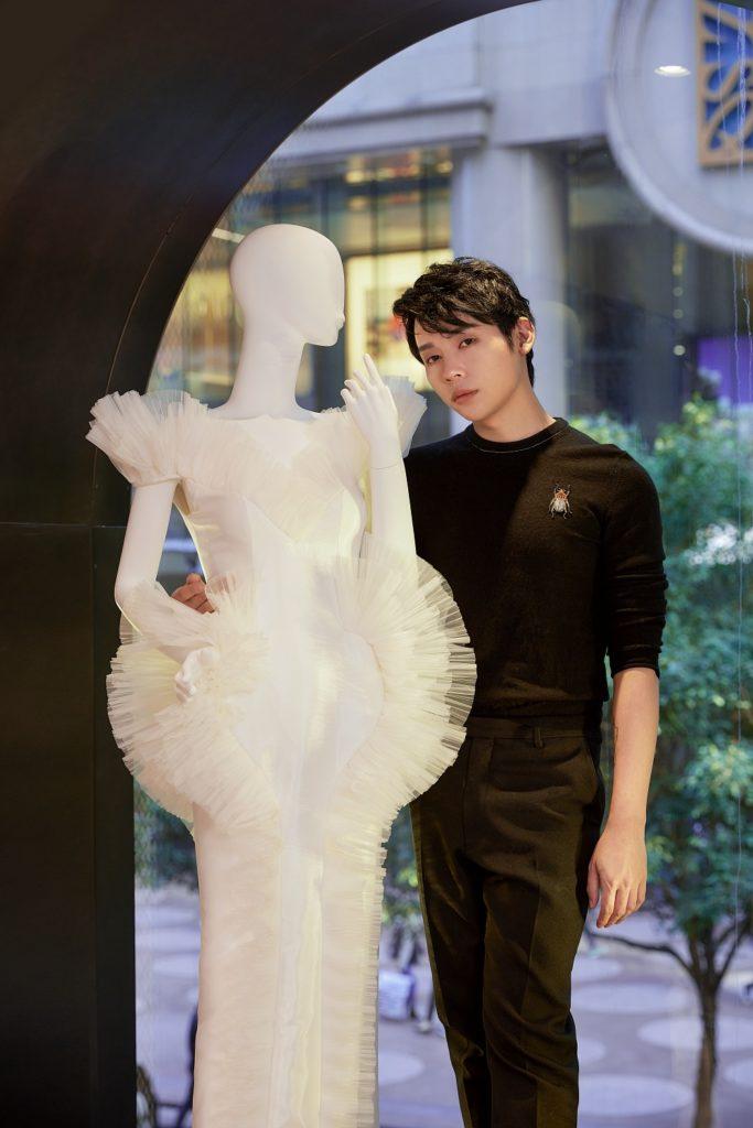 Designer Kev Yiu
