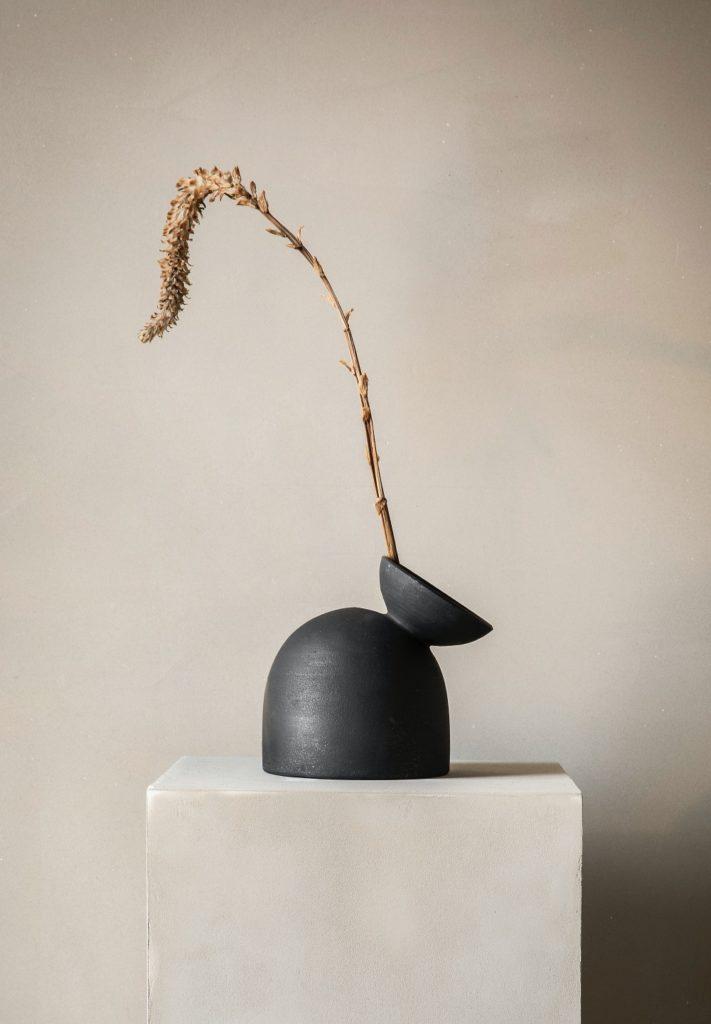 Origin Charred Vase