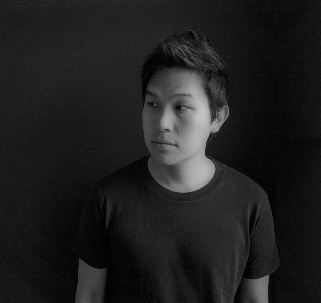 Designer Gabriel Tan