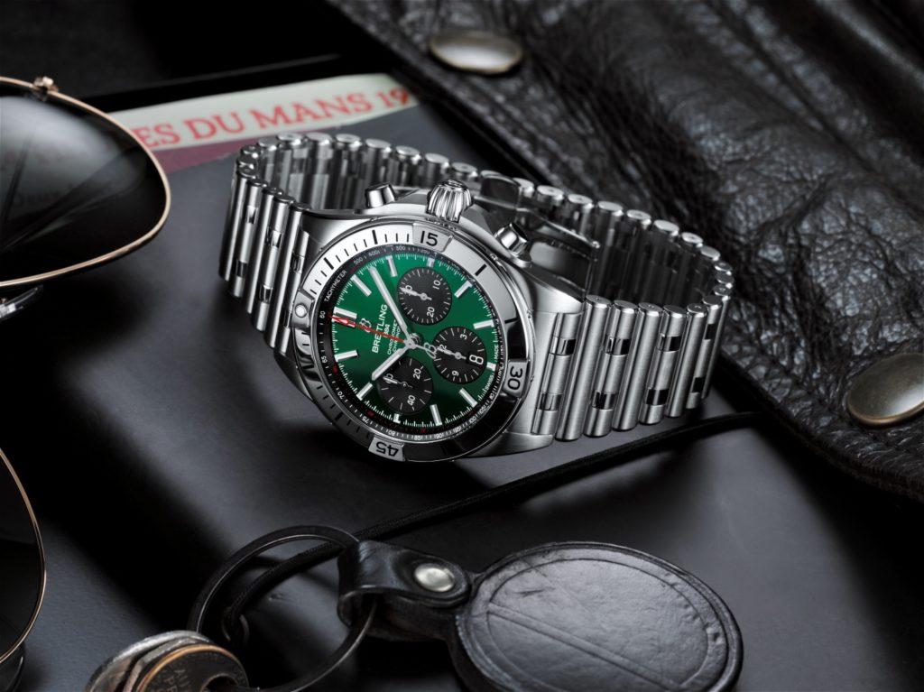 Chronomat B01 42 Bentley Edition