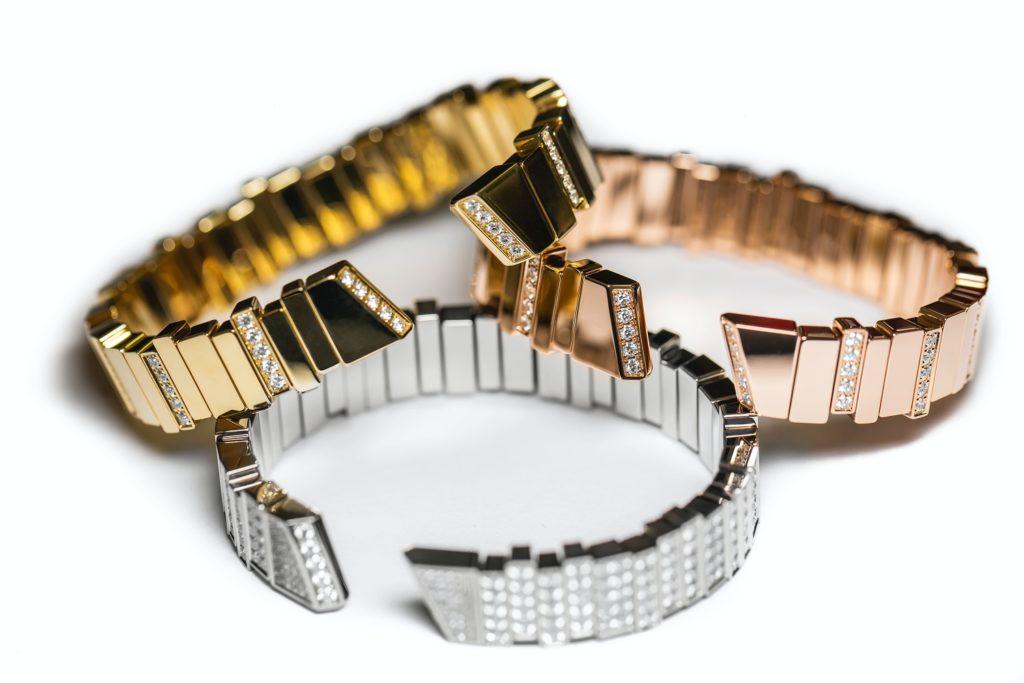 Gem Dior bracelets