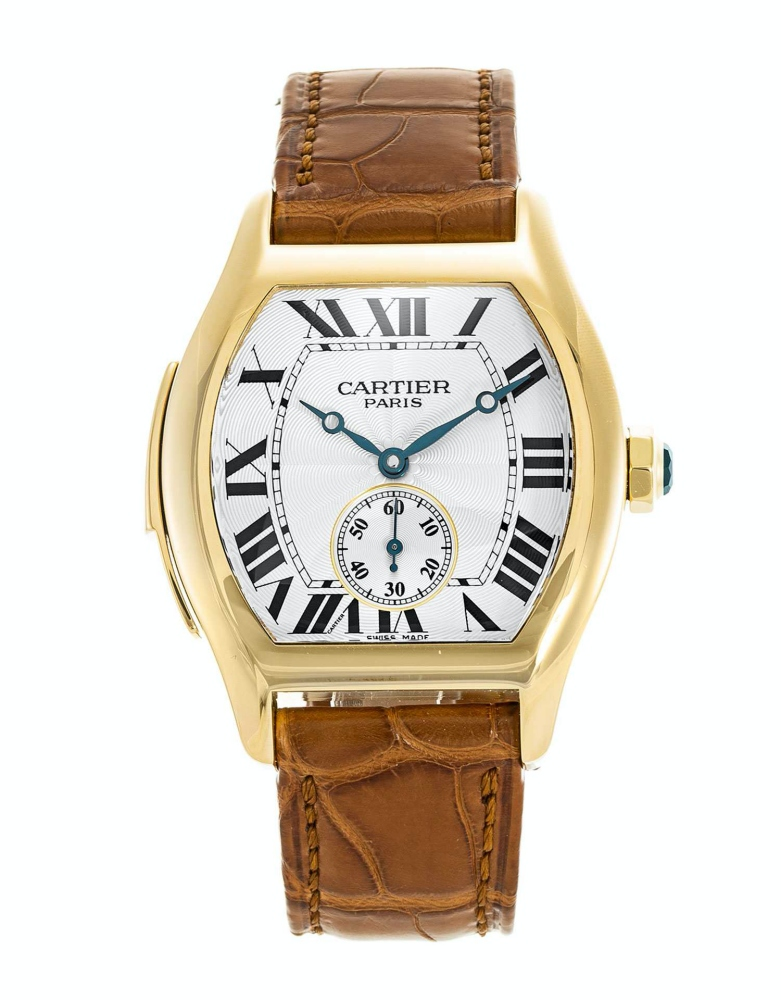 Cartier Tortue Minute Repeater