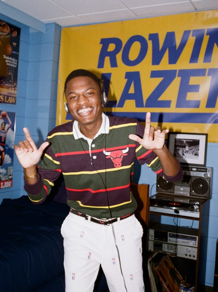 Rowing Blazers x NBA