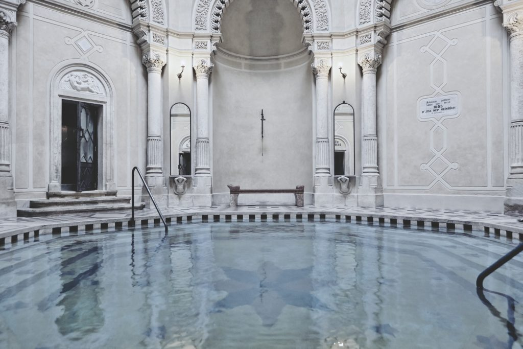 The Racz Spa in Budapest