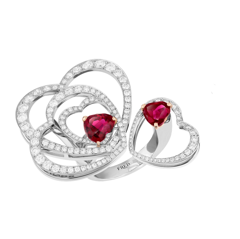Fred Pretty Woman high jewellery collection