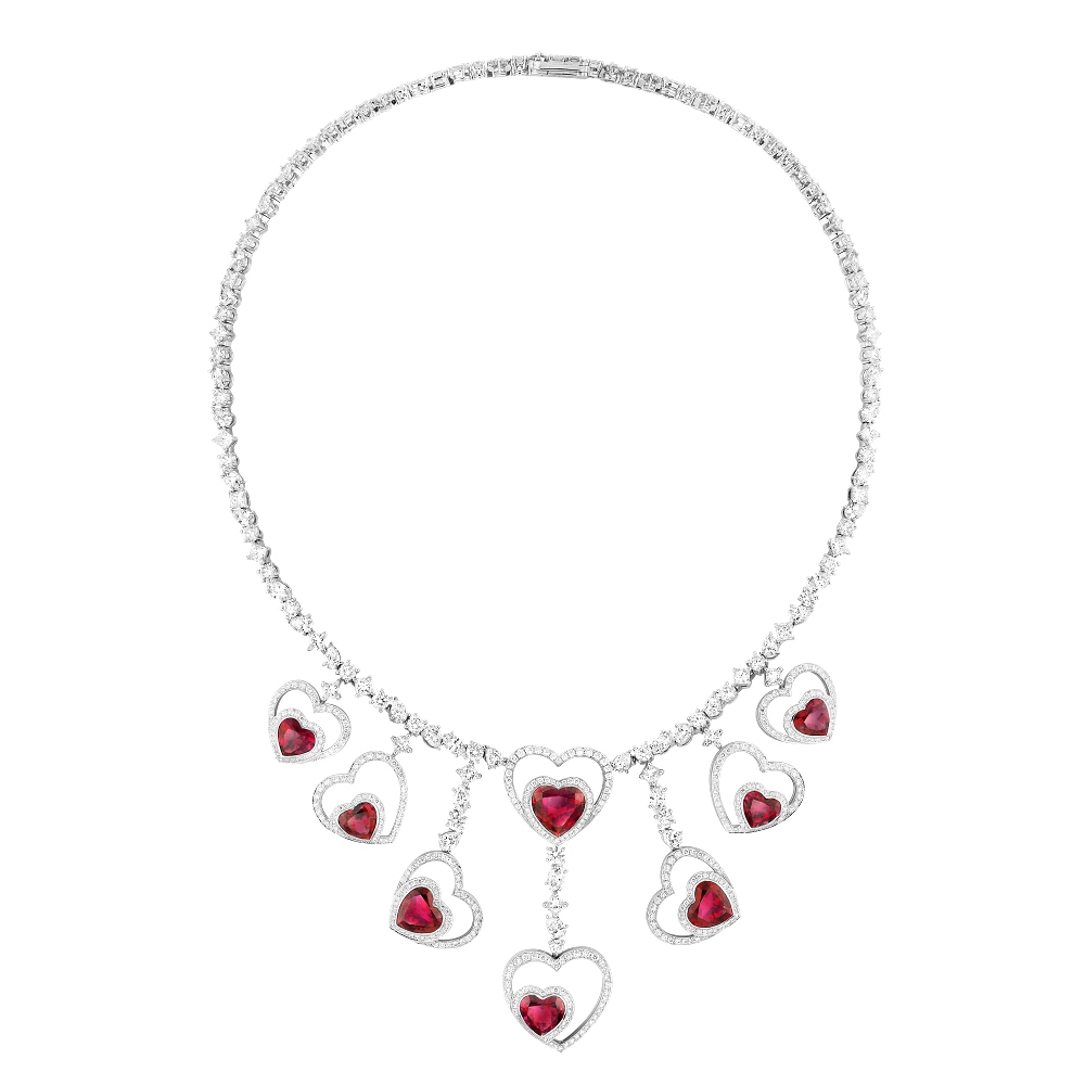 Fred Pretty Woman Audacious necklace