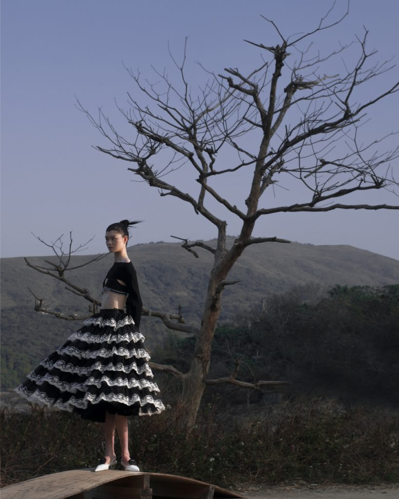 Brave New World fashion shoot for Prestige magazine