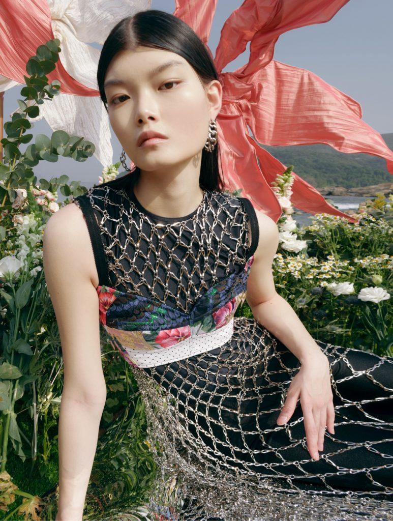 Brave New World fashion shoot