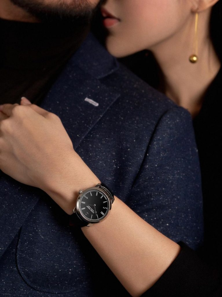 female watch collectors
