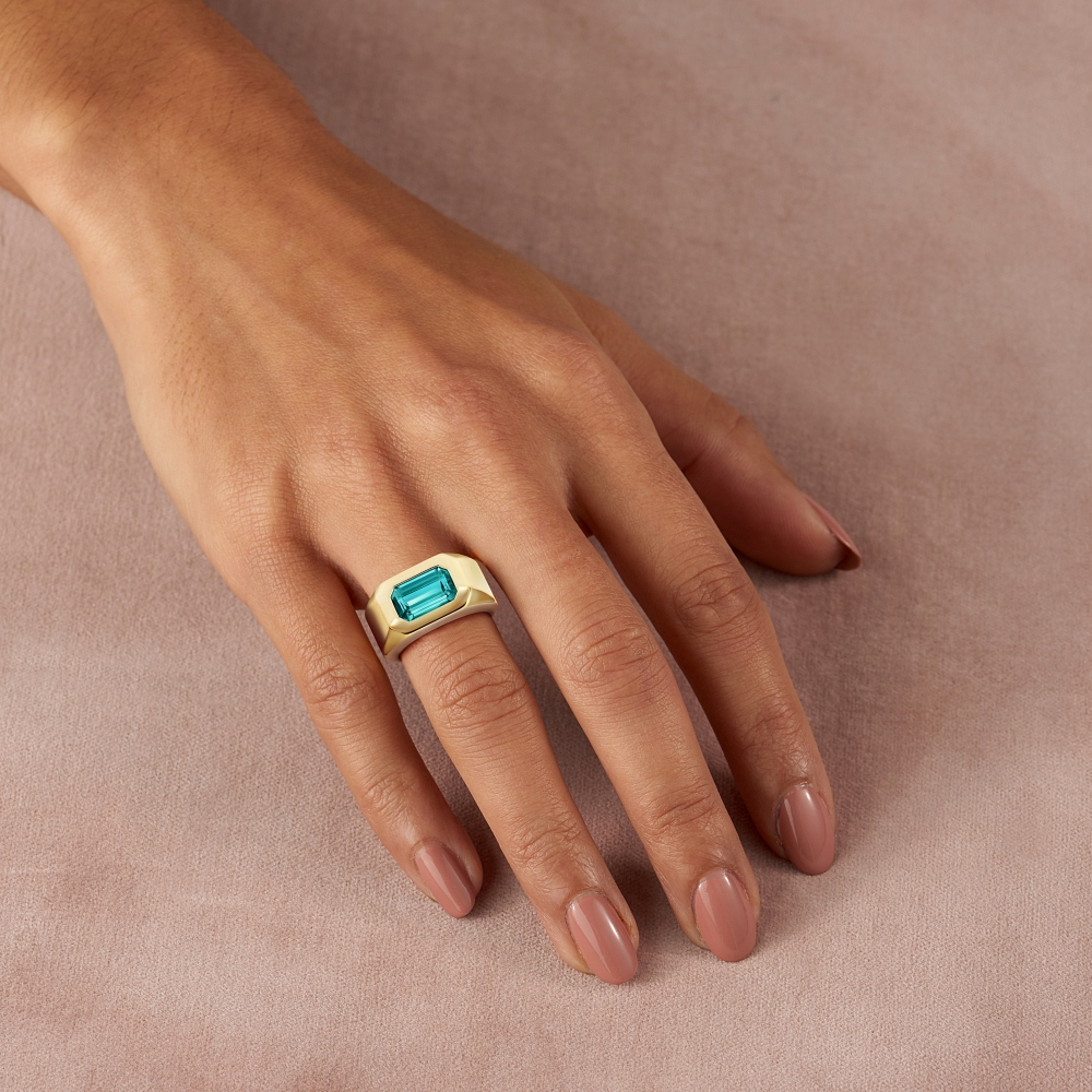 Minka Berlin Collection cocktail rings
