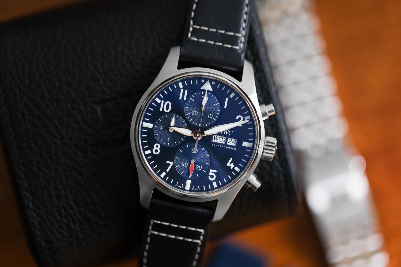 Watches & Wonders IWC Pilot's Watch Chronograph 41