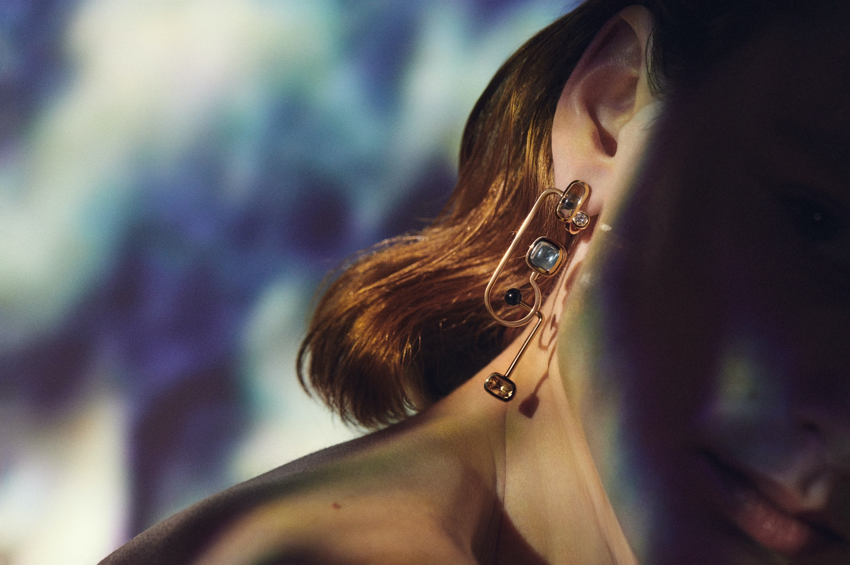 Hermès Lignes Sensibles high jewellery collection