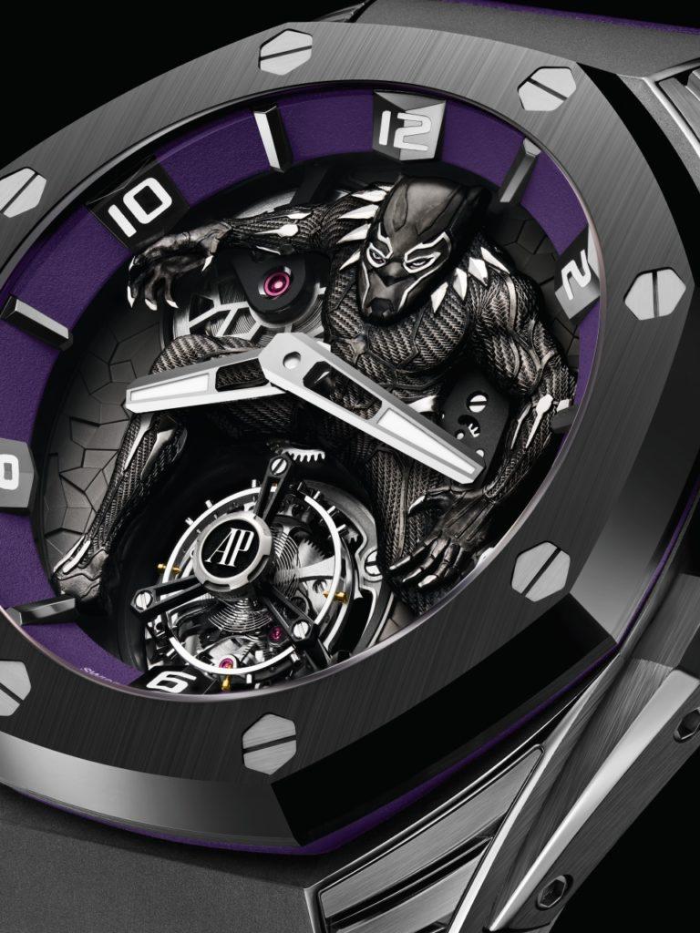 Audemars Piguet Royal Oak Concept Black Panther