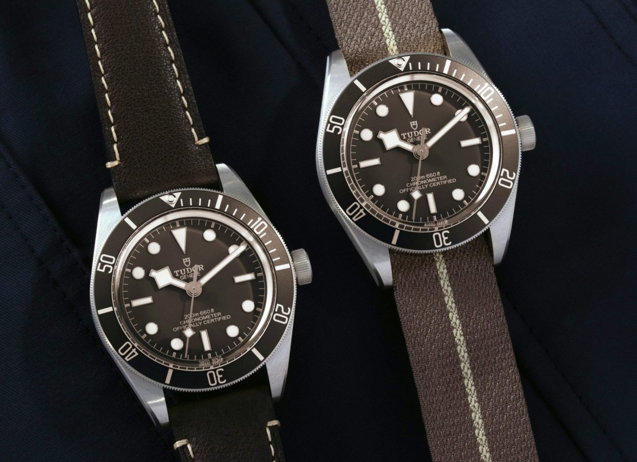 Tudor steps out of Rolex's shadow with a slew of handsome Black Bay models for 2021