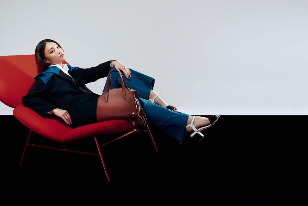 Queenie Rosita Law wearing Loro Piana