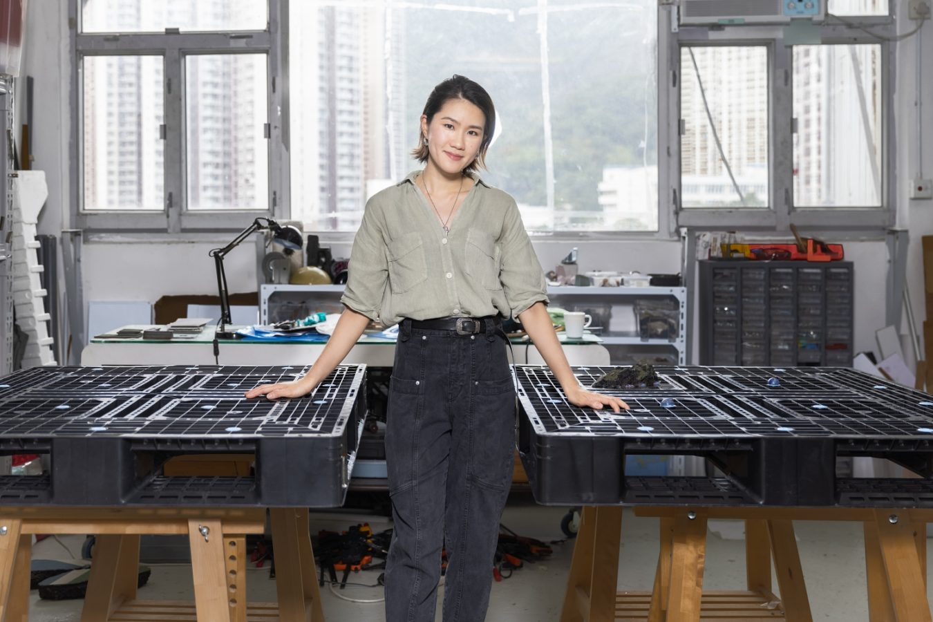 Leelee Chan Reflects on Her BMW Art Journey and Creating Tokens From Time