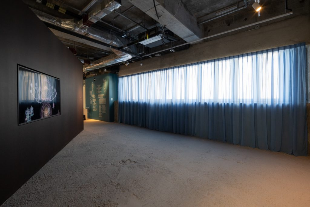 Felix Gonzalez-Torres at Para Site exhibition at Soho House Hong Kong