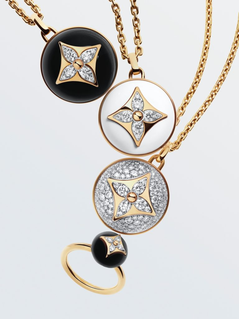 Louis Vuitton B Blossom Collection