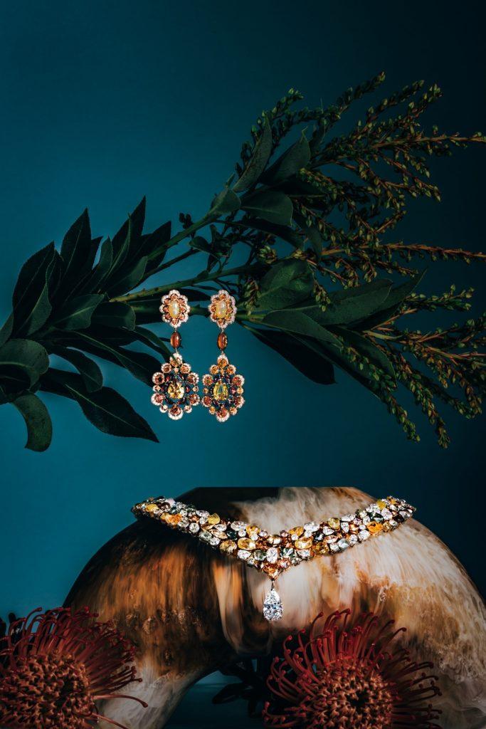 Earth's Treasures Prestige Hong Kong jewellery shoot