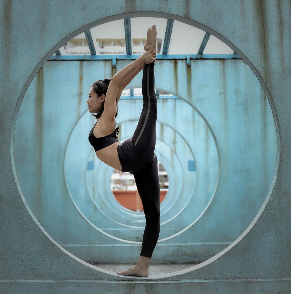 International Day of Yoga ChauKei Ngai