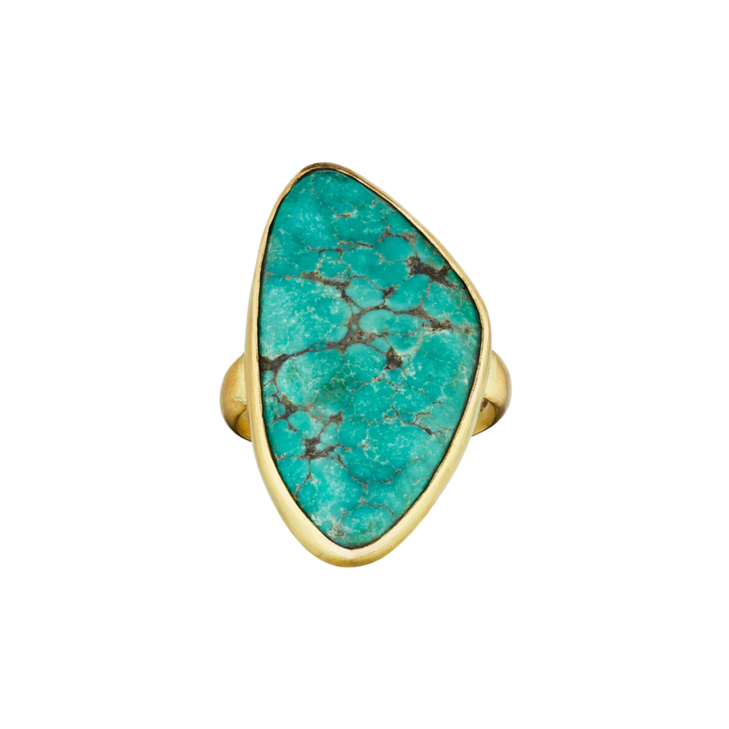 Sophie Theakston turquoise Kunna ring