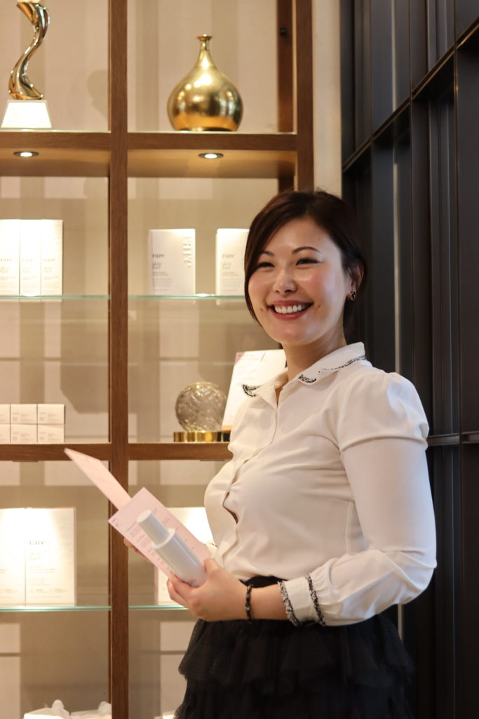 rare skinfuel rosewood michelle chen founder