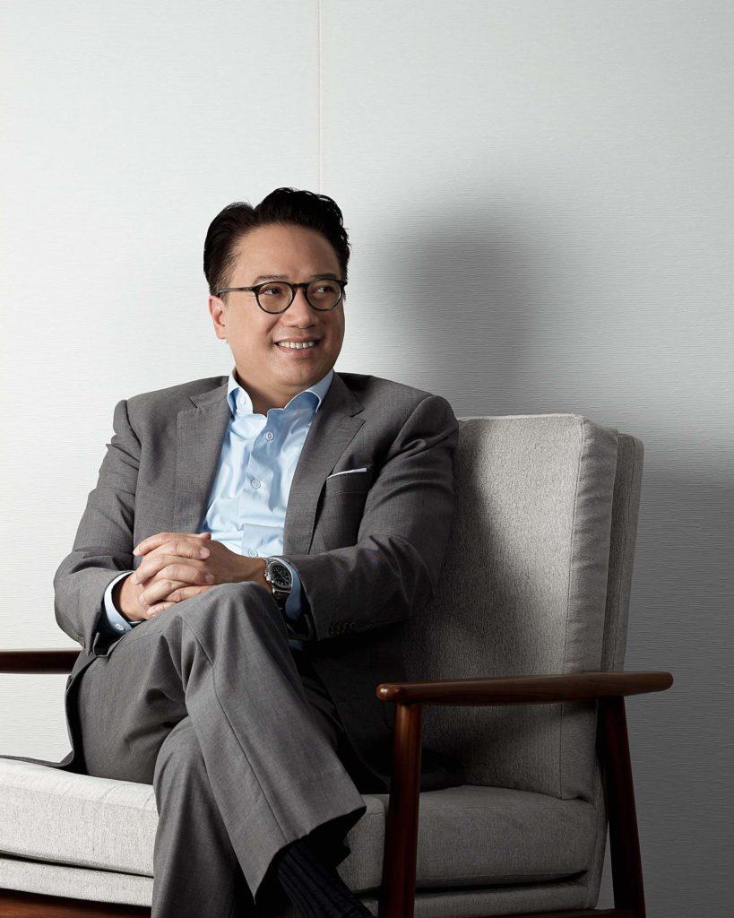 daniel l chan, managing director of citi investment management asia, citi investment management asia, citi private bank