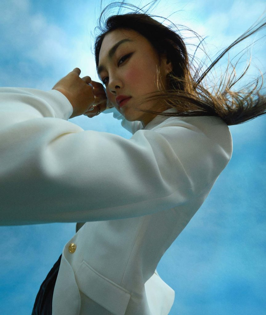 Cecilia Yeung and Nicholas Choi