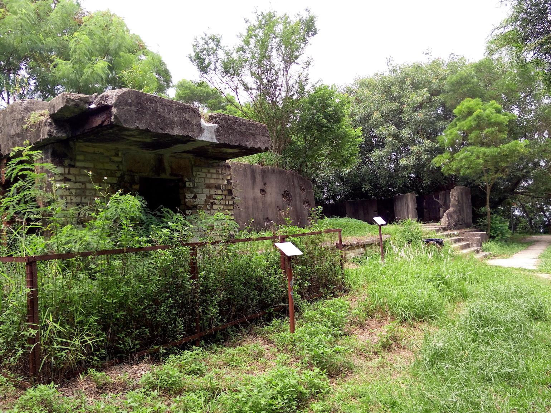 Pinewood Battery Heritage Trail, Heritage Trail, Pinewood Battery, Military Site Hike, Peak Hikes