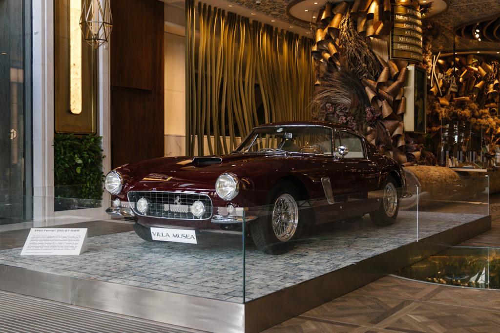 villa musea k11 musea classic car club hong kong ferrari