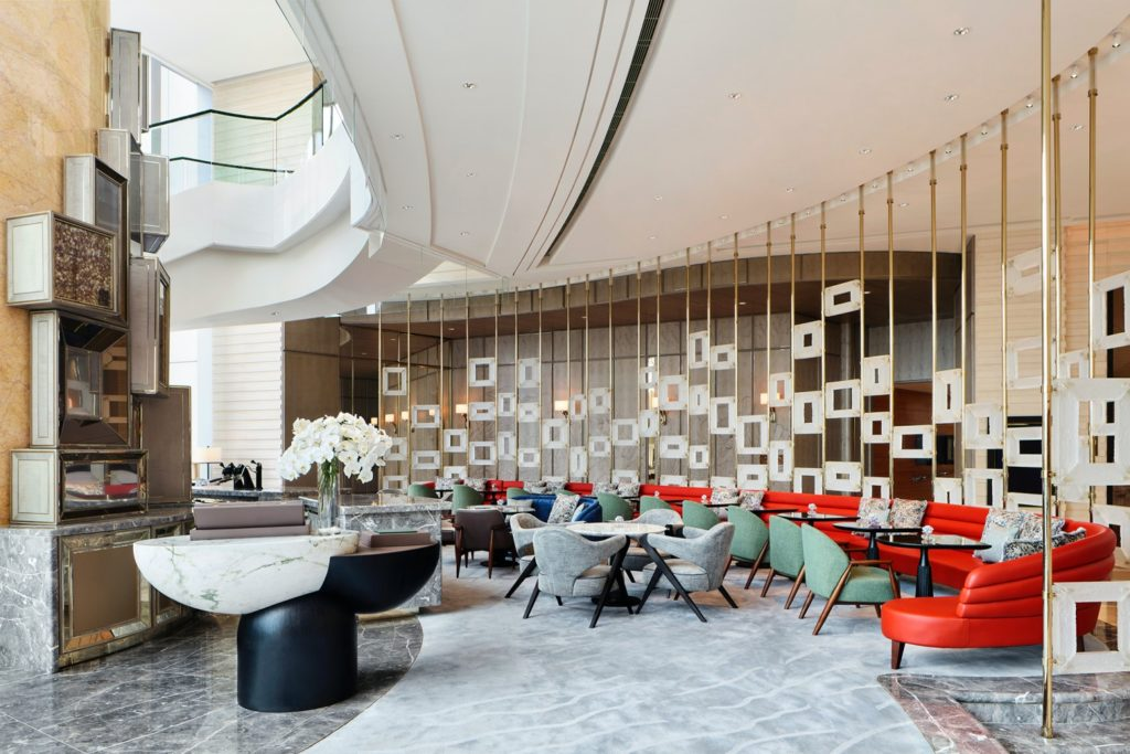 Four Seasons Hong Kong Gallery Café