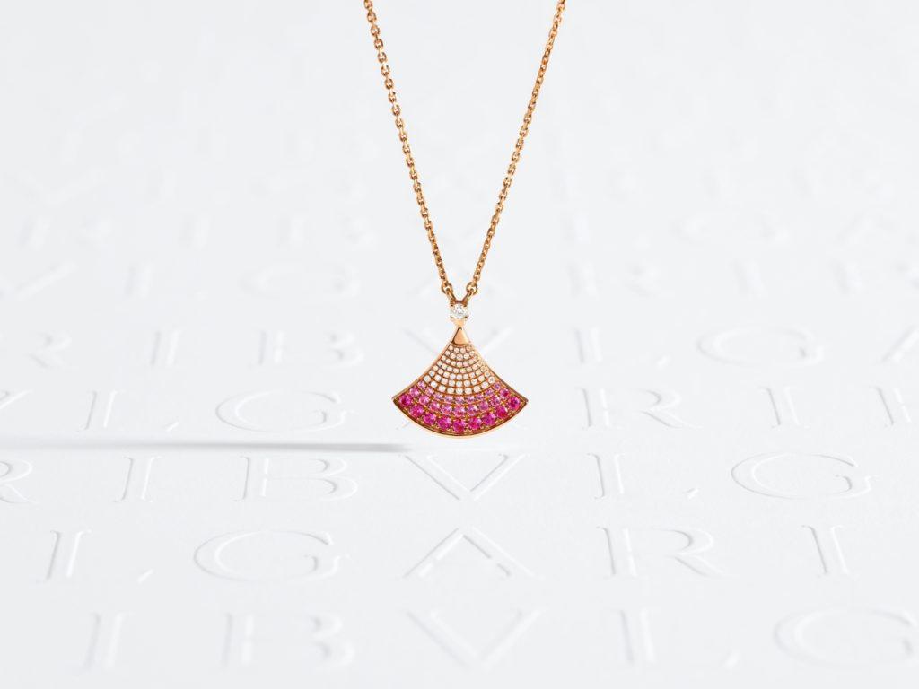 Bvlgari Divas' Dream summer limited edition necklace