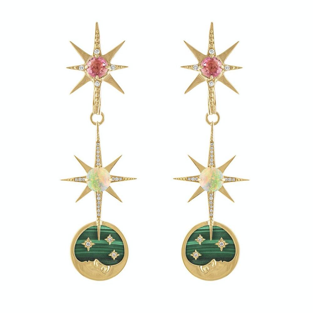 Eden Presley earrings