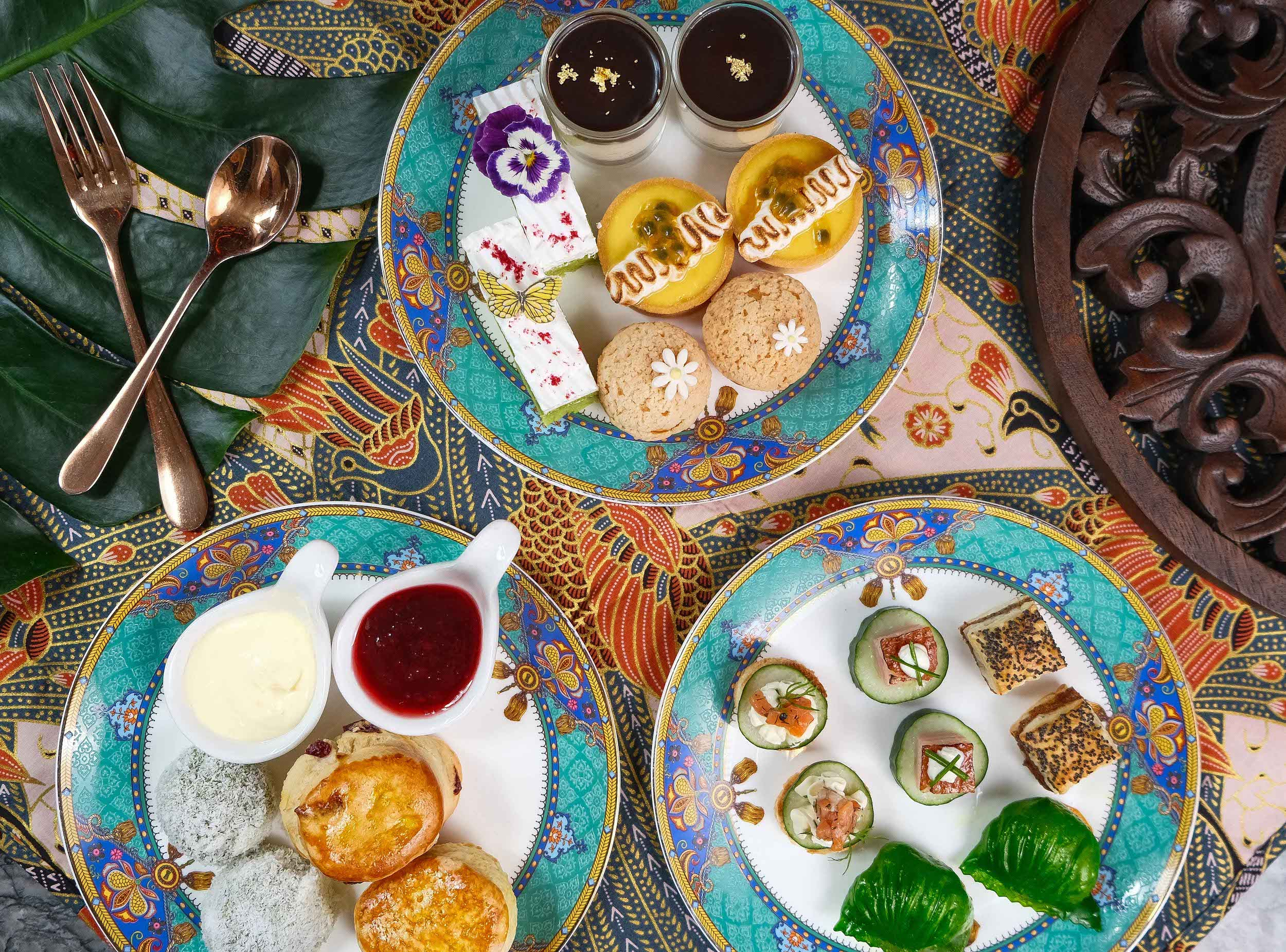 crabtree & evelyn x madame fu bali luxury afternoon tea high tea to try this summer