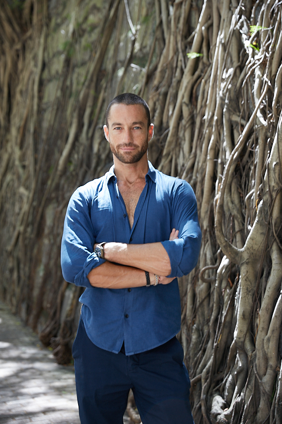 Nicolas Pollet, nature, green, wellness