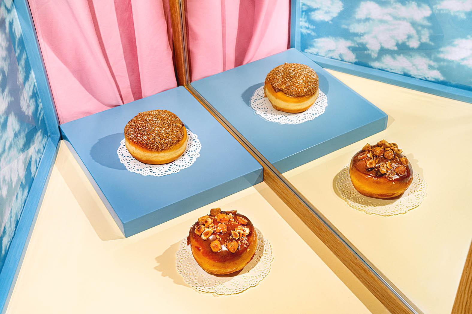 Pane e Latte, Italian Bakery, Cream filled doughnuts, Stanley, Bakery, New restaurant in Hong Kong August 21