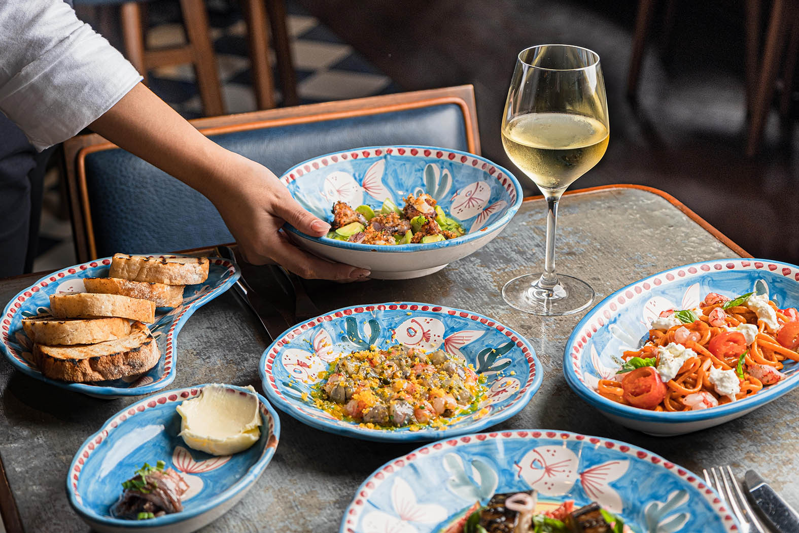 Osteria Marzia, The Fleming, What to eat this month in Hong Kong, Italian, Summer specials