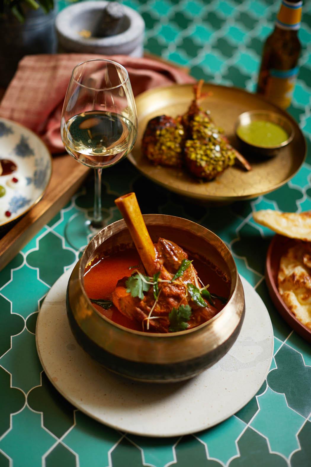 CHAAT, Rosewood Hong Kong, Indian restaurants in Hong Kong, New menus in Hong Kong
