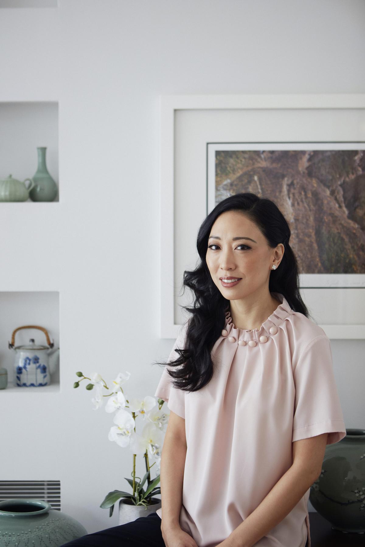 Judy Joo Korean Chef