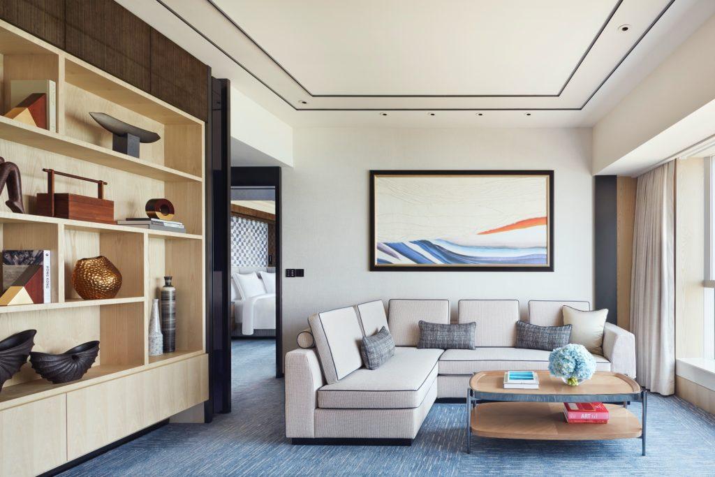Four Seasons suite, designed by Remedios Studio