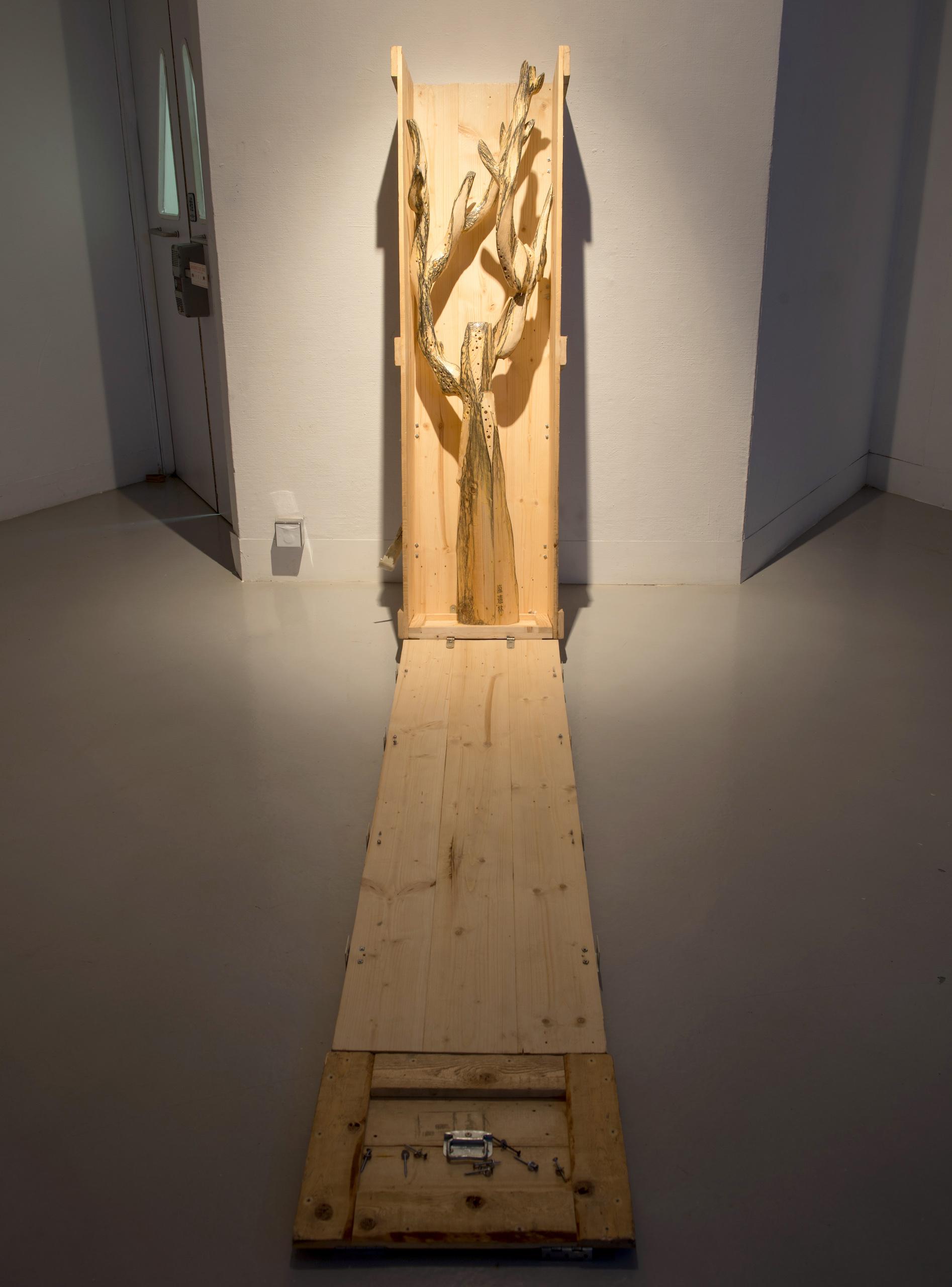 Jaffa Lam at Ze/Ro Exhibition at Ben Brown Fine Arts