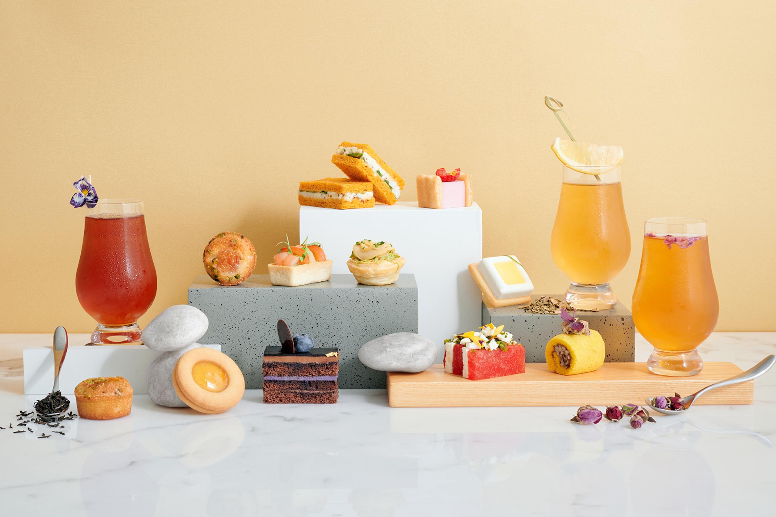 New Afternoon Tea Sets Hong Kong September 2021