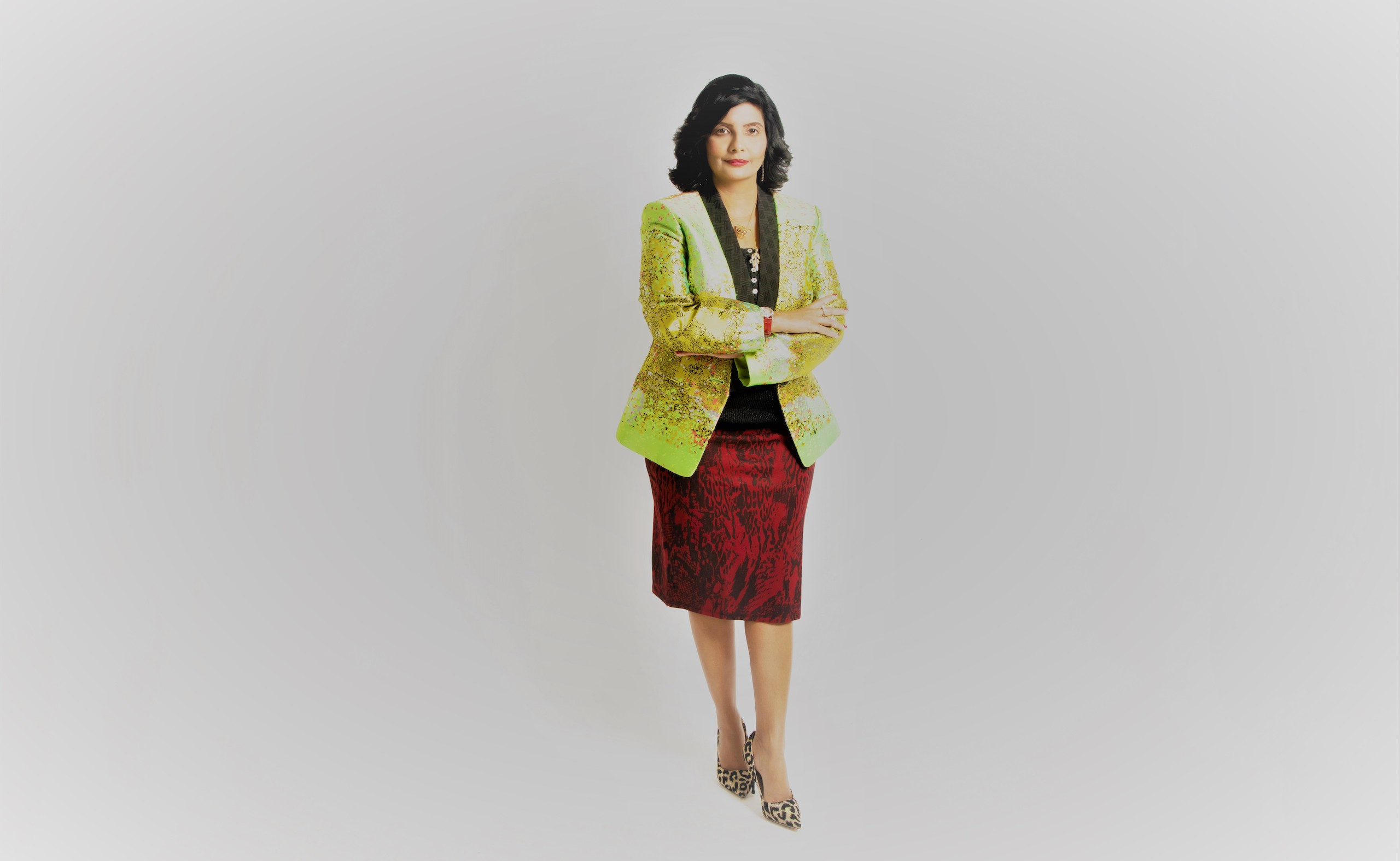 Businesswoman Aradhna Dayal talks about investment clubs and being a female entrepreneur in finance