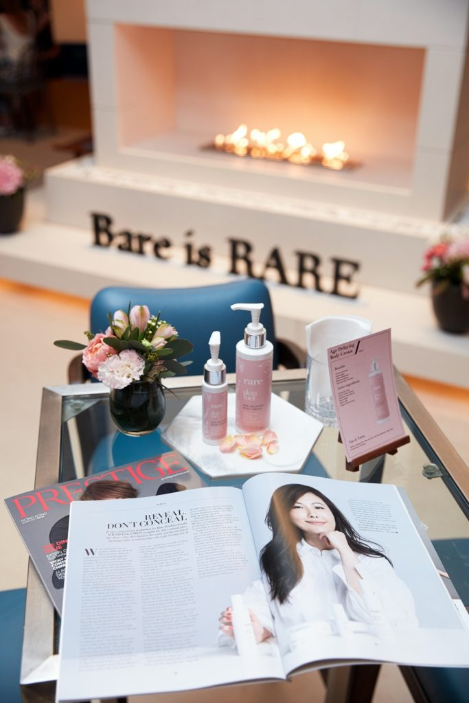 Rare SkinFuel Body Collection launch