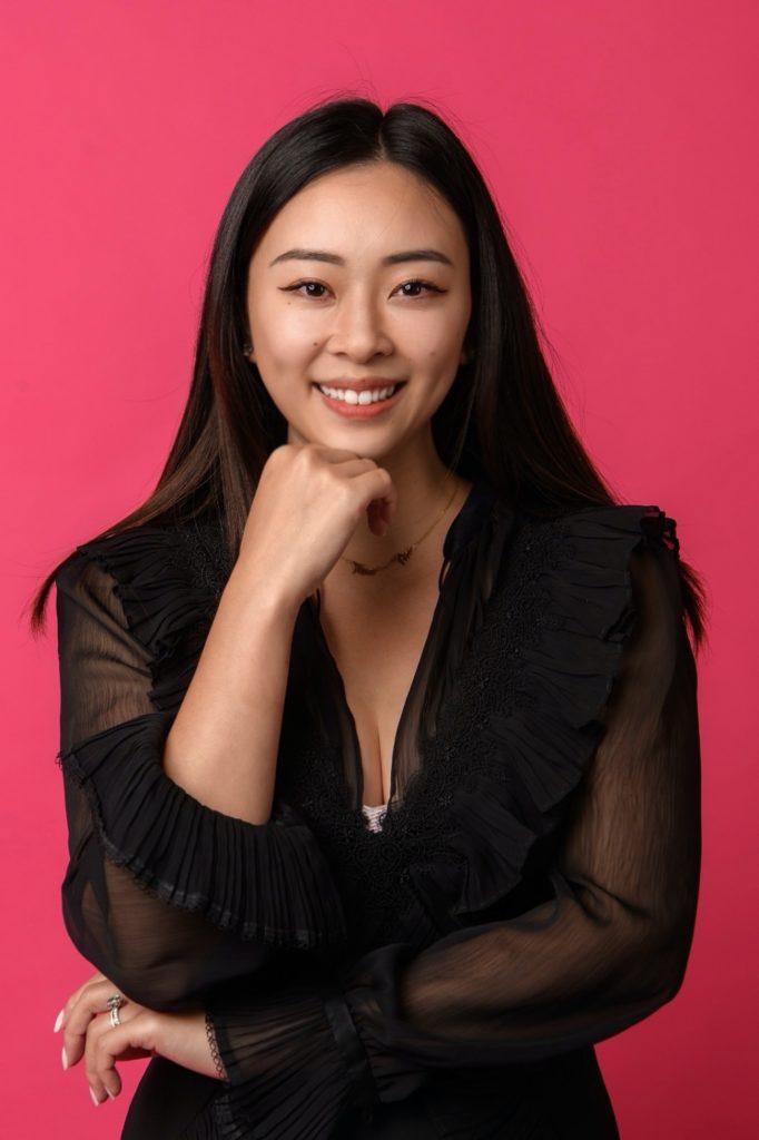 NakedLab's Joyce Lau