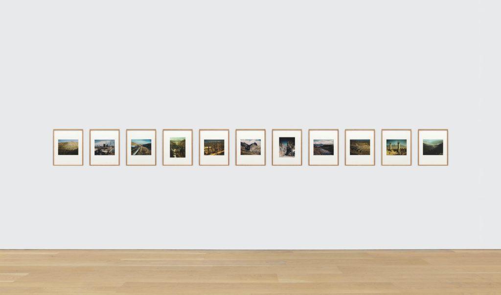 Sherrie Levine, After Feininger: 1-11, 2021. Eleven giclée inkjet prints. © Sherrie Levine. Courtesy the artist and David Zwirner.