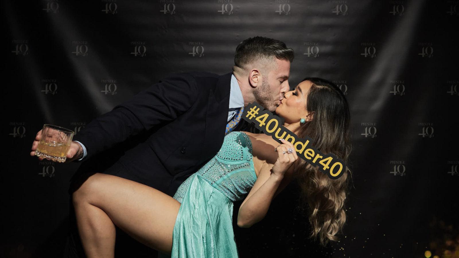 Gallery: Prestige 40 Under 40 2021 Photobooth