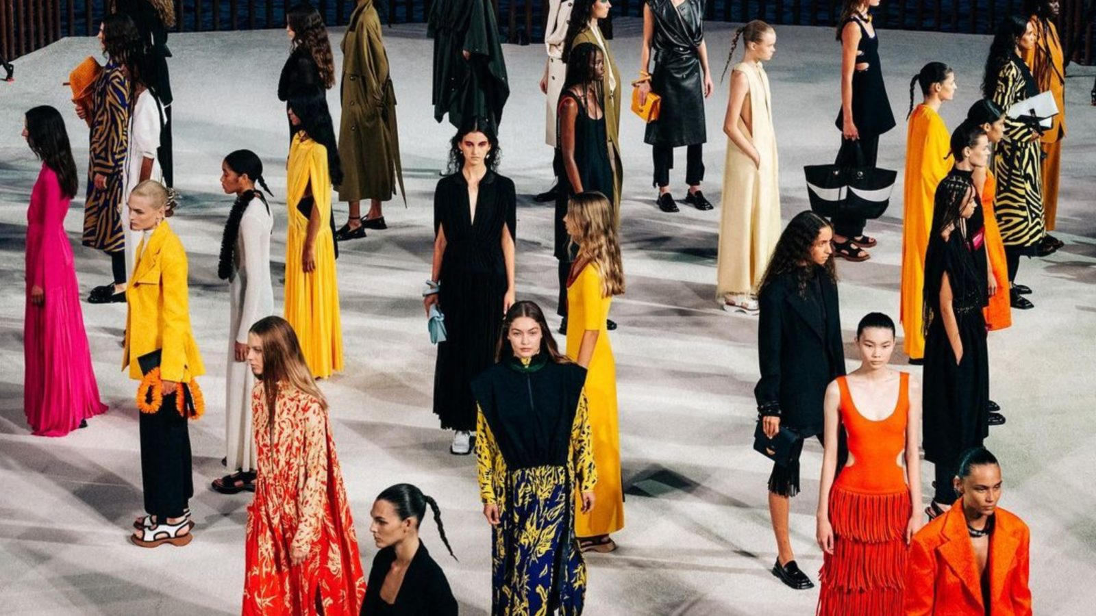 New York Fashion Week: 5 Trends we Loved From the Spring/Summer 2022 Shows